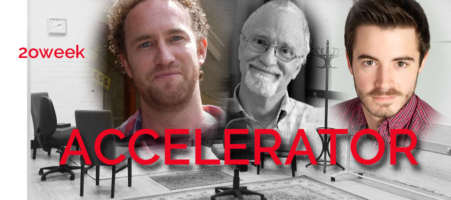 20week ACCELERATOR with Glenn Quinn, Richard Sarell & Kyahl Anderson