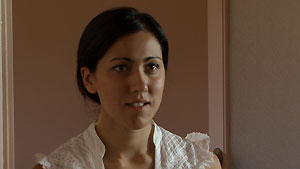 Ally (VALERIE DUTHIL) in Rhyme and Reason